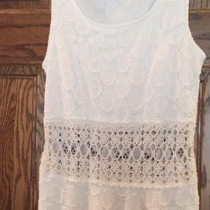 Nasty Gal Dresses - White nasty gal dress